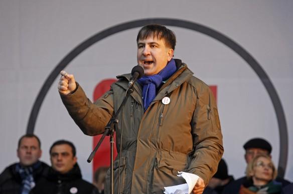 Михаил Саакашвили. Фото: GLOBAL LOOK press/Serg Glovny