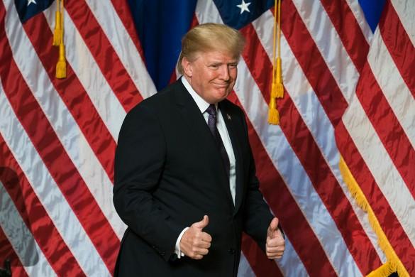 Дональд Трамп. Фото: GLOBAL LOOK press/Jim Loscalzo