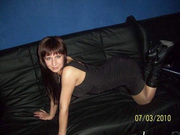 Анастасия Дударева. Фото: facebook.com