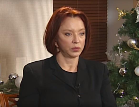 Анастасия Вертинская. Фото: кадр youtube.com