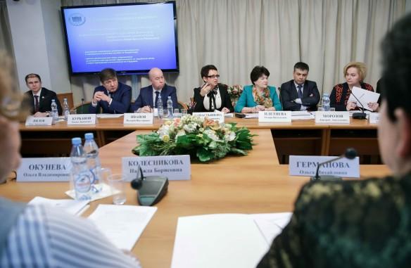 Расширенное заседание Комитета по контролю и Регламенту. Автор фото: Анна Исакова/Фотослужба Государственной Думы
