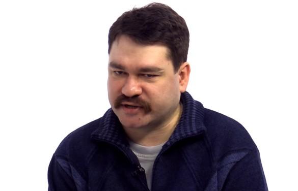 Павел Салин. Кадр youtube.com