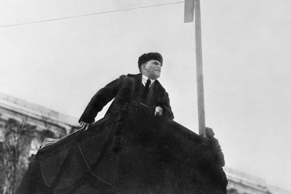 Владимир Ленин. Фото: Оцуп Петр/Фотохроника ТАСС