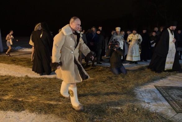 Владимир Путин. Фото: Алексей Дружинин//ТАСС