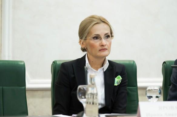 Ирина Яровая. Фото: wikimedia.org