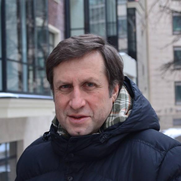 Александр Вулых. Фото: facebook.com