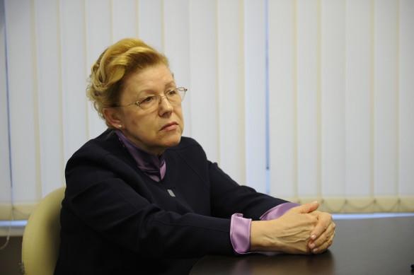 Елена Мизулина. Фото: GLOBAL LOOK press/Komsomolskaya Pravda