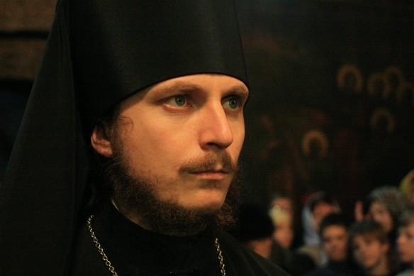 Иеромонах Димитрий (Першин). Фото: https://www.facebook.com/monkdymitriy.pershin