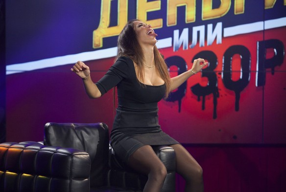 Елена Беркова. Фото: пресс-служба ТНТ