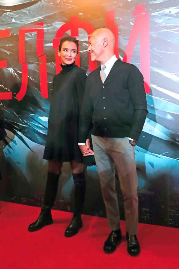 Паулина Андреева и Федор Бондарчук. Фото: Артем Геодакян/ТАСС