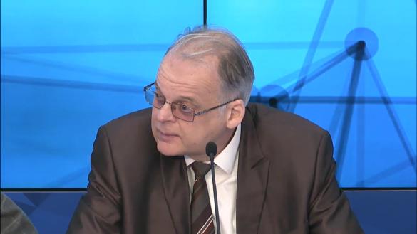Андрей Марголин. Кадр: видео РИА Новости