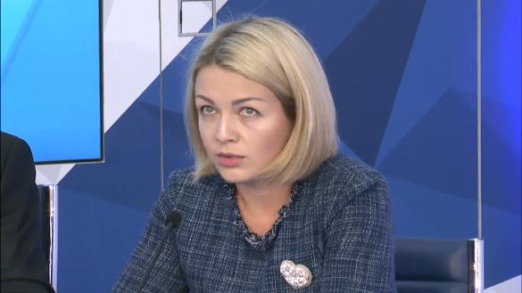 Екатерина Лобанова. Кадр: видео РИА Новости