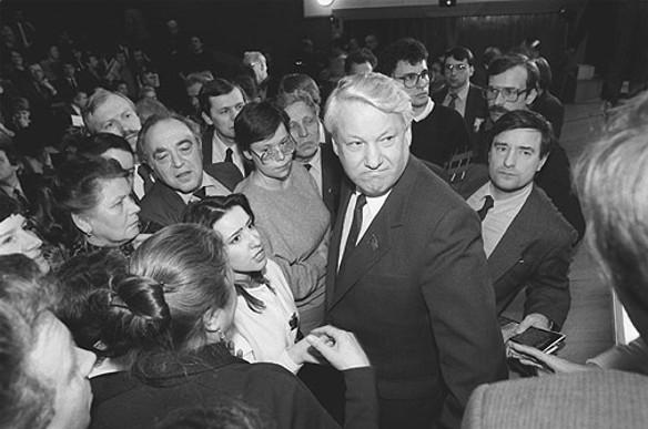 Борис Ельцин. Фото: wikipedia.org