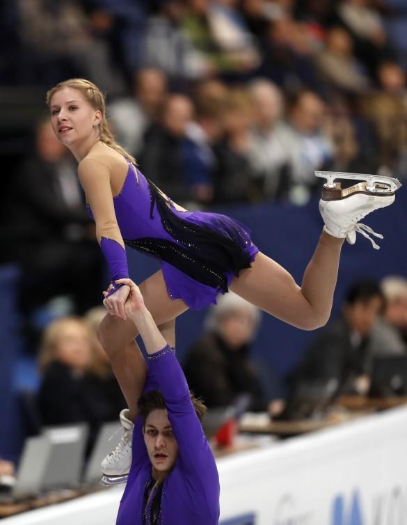 Екатерина Александровская. Фото: GLOBAL LOOK press/Kalle Parkkinen