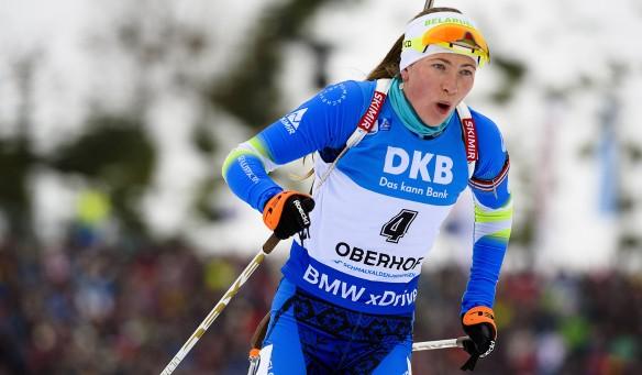 Дарья Домрачева. Фото: GLOBAL LOOK press
