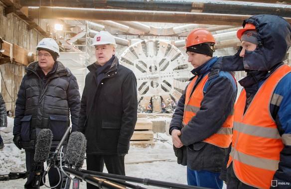 Новая Кожуховская линия метро столицы сделает лучше транспортное обслуживание 800 тыс. человек