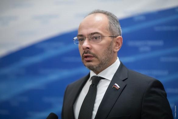 Николай Николаев. Фото: er-duma.ru