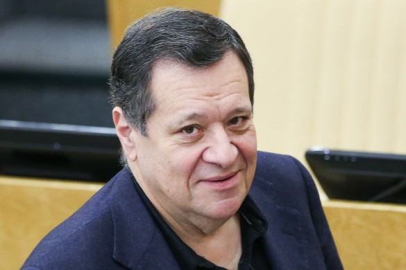 Андрей Макаров. Фото: Антон Новодережкин/ТАСС