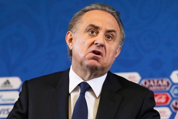 Виталий Мутко. Фото: GLOBAL LOOK press/Christian Charisius