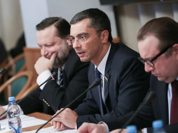 Владимир Гутенев. Фото: duma.gov.ru