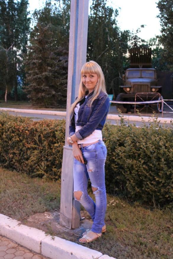Анастасия Славинская. Фото: соцсети