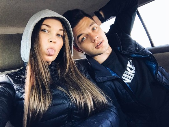 Дарья Толмасова и Сергей Ильин. Фото: соцсети