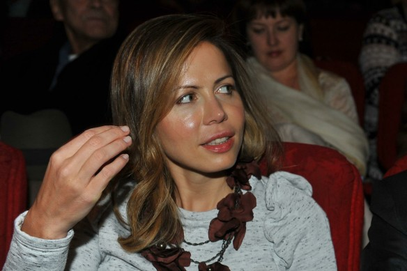 Полина Дерипаска. Фото: GLOBAL LOOK press/Pravda Komsomolskaya