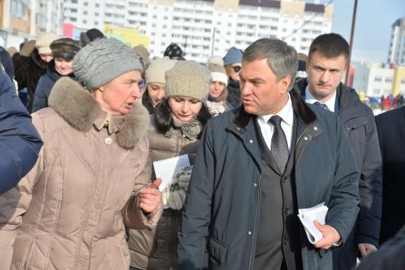Вячеслав Володин. Фото: Пресс-служба губернатора Саратовской области