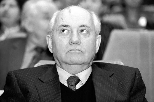 Михаил Горбачев. Фото: GLOBAL LOOK press/Viktor Chernov