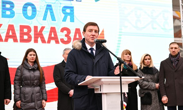 Андрей Турчак. Фото: er.ru/