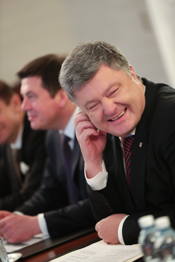 Пётр Порошенко.  Фото: GLOBAL LOOK press/Newspix24