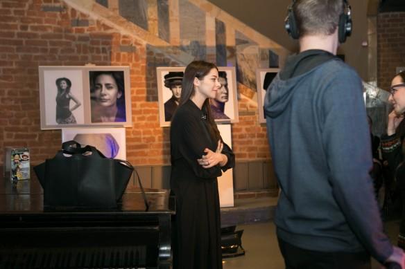 Марина Александрова. Фото: пресс-служба