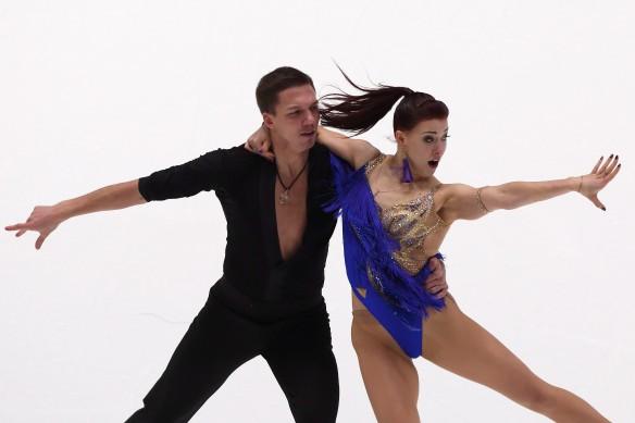 Екатерина Боброва и Дмитрий Соловьев. Фото: GLOBAL LOOK press/Alexander Kulebyakin