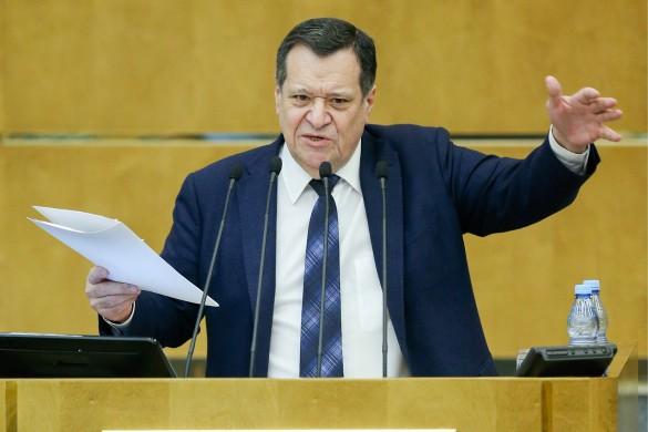 Андрей Макаров. Фото: Марат Абулхатин/ТАСС