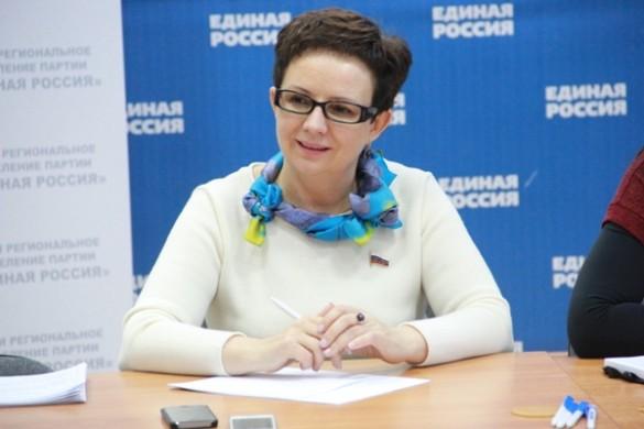 Ольга Савастьянова. Фото: komi.er.ru