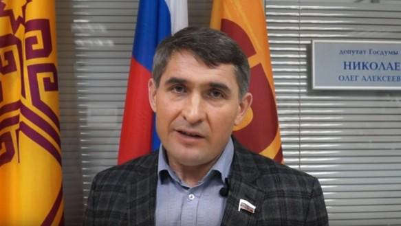 Олег Николаев. Кадр youtube.com