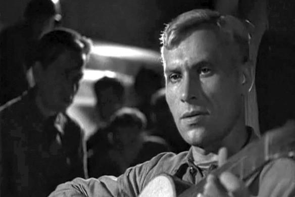 "Кадр из фильма ""Два бойца"" (1943)"