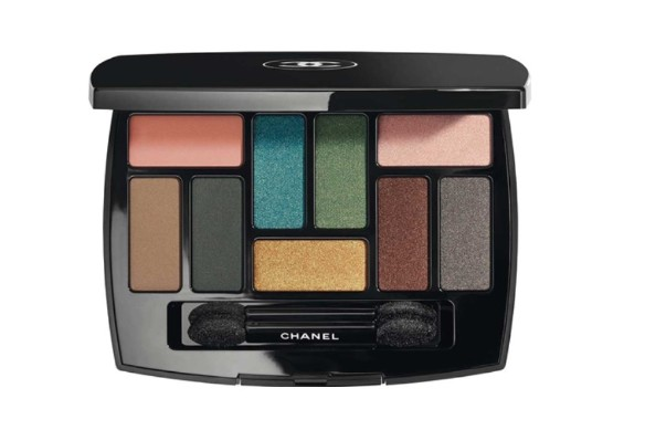 Chanel Les 9 Ombres Multi-Effects Eyeshadow Palette. Фото: chanel.com