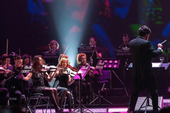 """Concord Orchestra"". Фото: kremlinpalace.org"