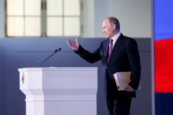 Владимир Путин. Фото: duma.gov.ru
