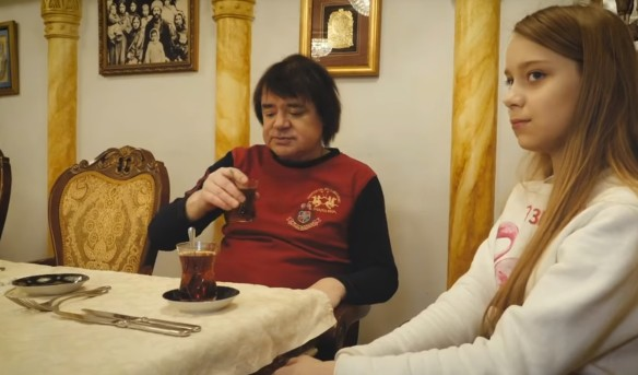 Евгений Осин и Анастасия Годунова. Кадр youtube.com