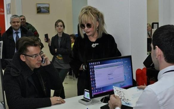 Алла Пугачева, Максим Галкин. Фото: instagram.com/mfczven
