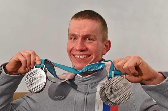 Александр Большунов. Фото: Владимир Веленгурин/
