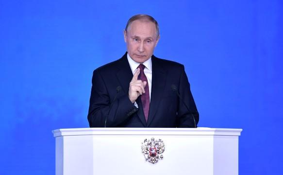 Владимир Путин. Фото: GLOBAL LOOK press/Kremlin Pool