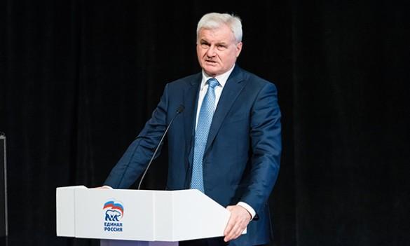 Владимир Плотников. Фото: er.ru