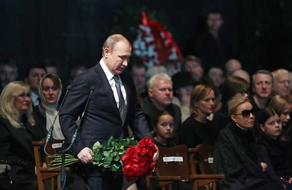 Владимир Путин. Фото: Валерий Шарифулин/ТАСС