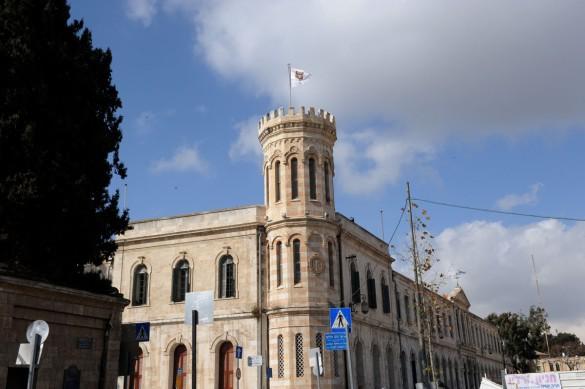 Сергиевское подворье. Фото: Иерусалимское отделение ИППО