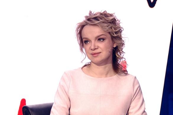 Виталина Цымбалюк-Романовская. Фото: пресс-служба Первого канала