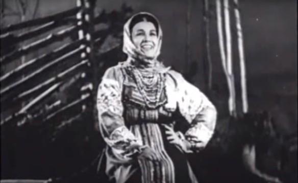 Лидия Русланова. Кадр: youtube.com