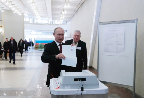 Владимир Путин. Фото:Михаил Метцель/ТАСС